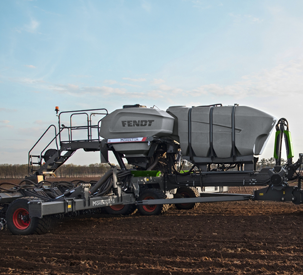 New features on the Fendt MOMENTUM precision planter