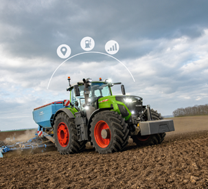 One thing is simple: FendtONE - and the new generation of Fendt 500, 900 and 1000 Vario