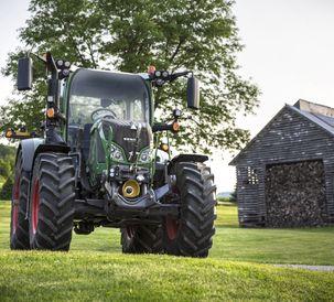 AGCO Introduces the Fendt 500 Vario Gen3 Series Mid-Range Tractors