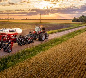 AGCO Introduces Massey Ferguson VE Series Planters