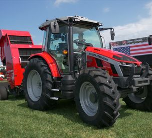 Massey Ferguson's 5S Delivers Best in Class for Hay and Livestock Producers