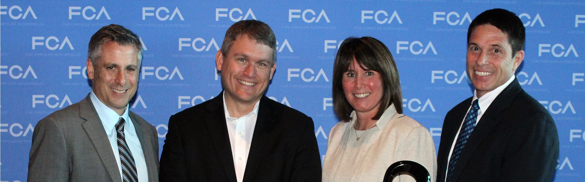 Xerox Named Services Quality Supplier of Year by FCA US