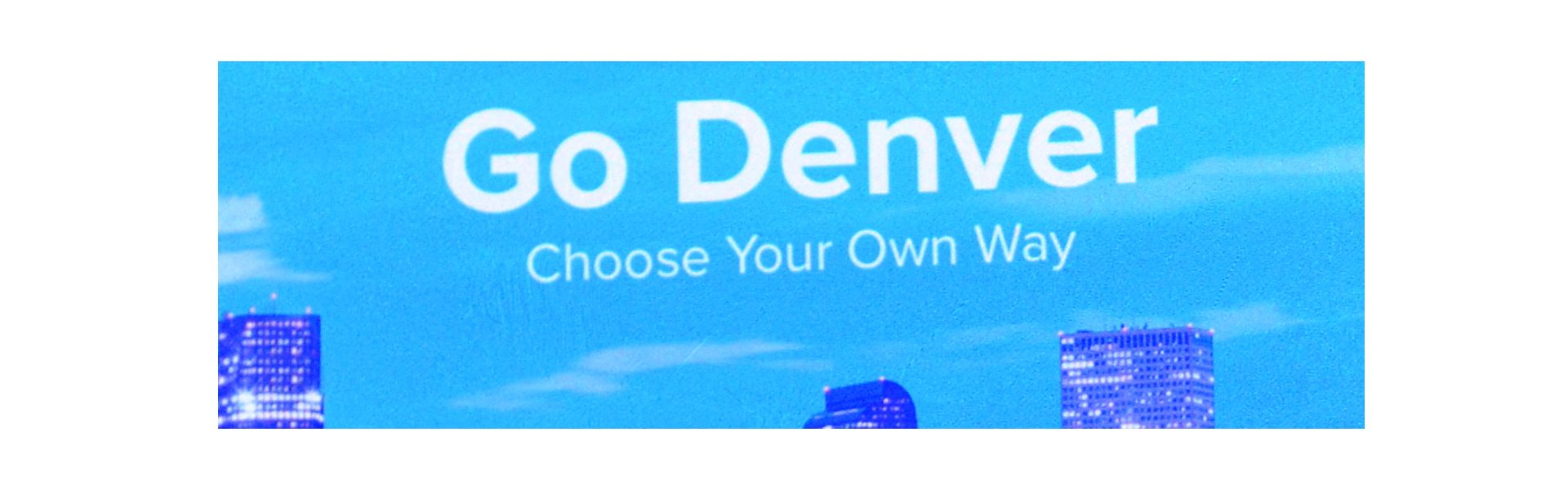 Denver Pilots New Travel App With Xerox To Get A Grip On Urban