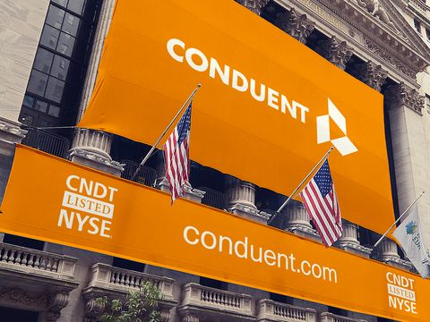 Conduent NYSE