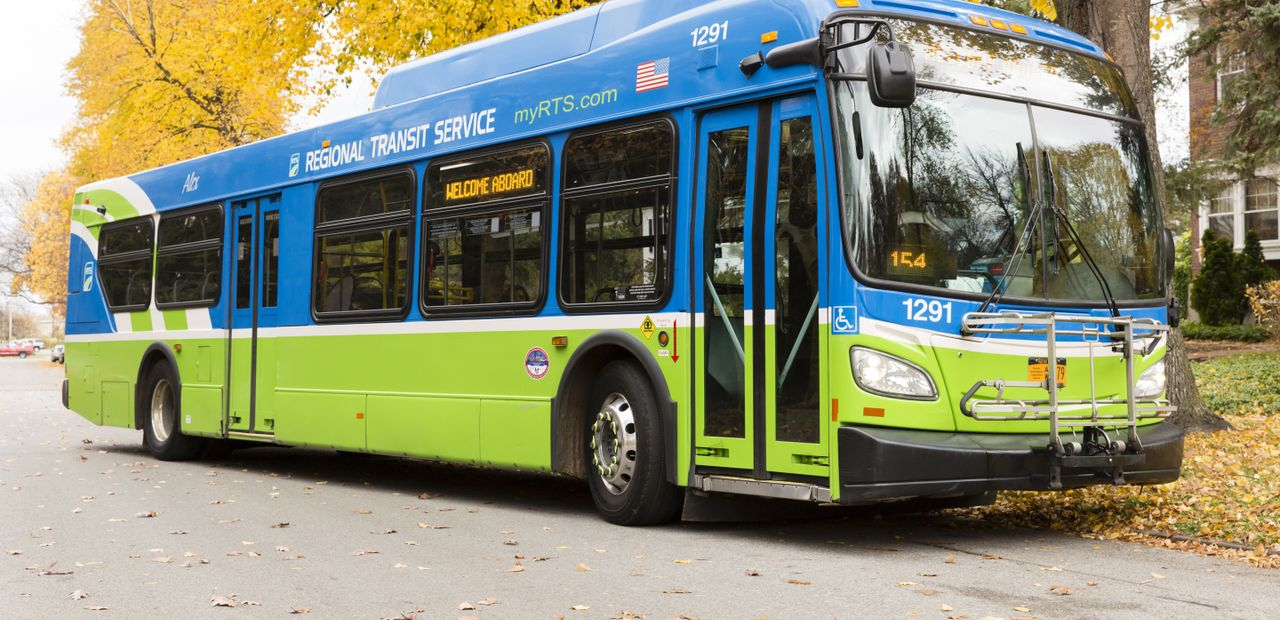 Rochester N.Y.'s Regional Transit Service will upgrade its fleet's onboard hardware and software with technology from Conduent Transportation.
