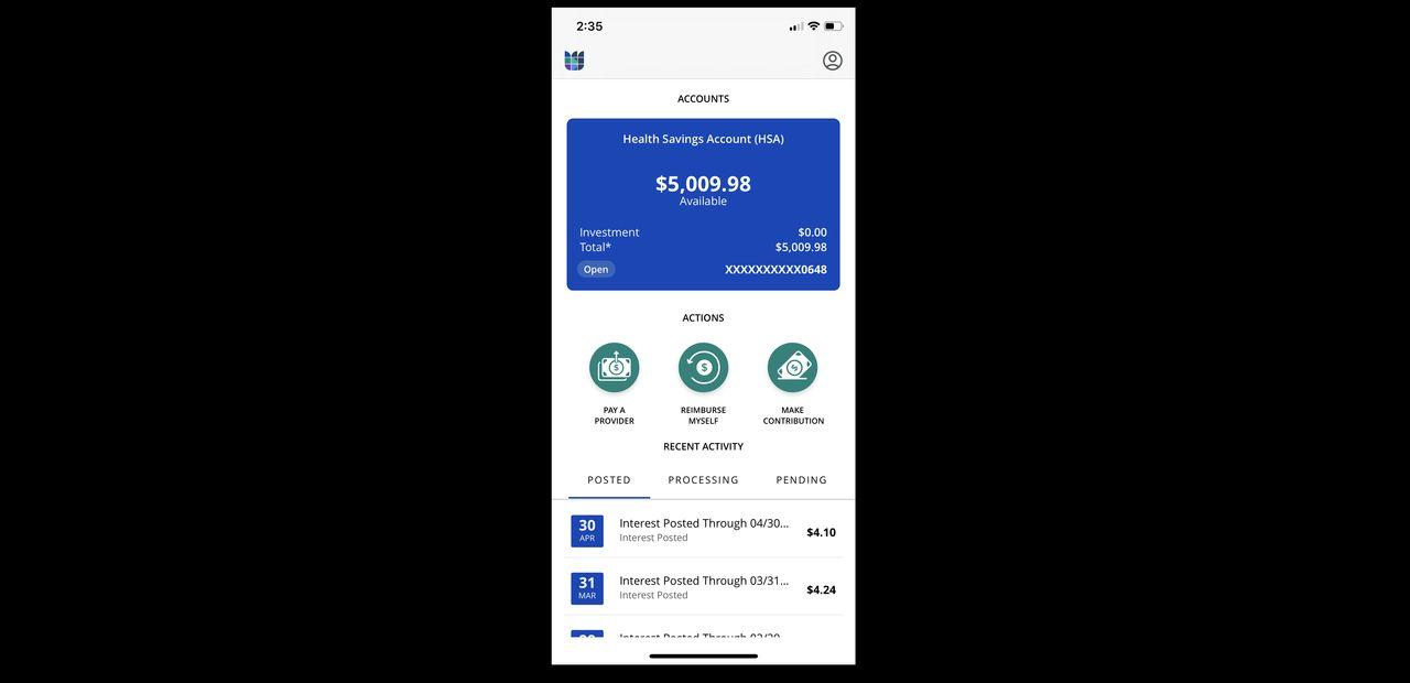 BW mobile app