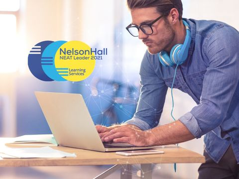 Conduent Named a Leader in 2021 NelsonHall NEAT Vendor Evaluation for Learning