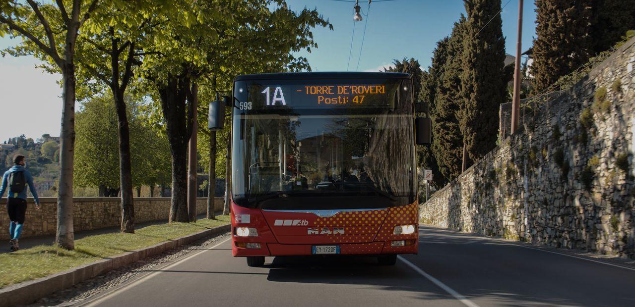ATB Bergamo Bus