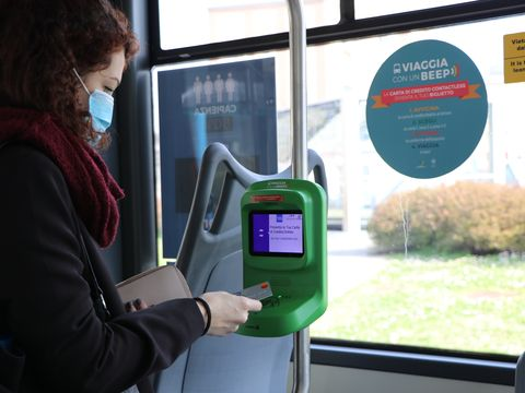 Brescia Mobilità and Conduent Transportation Expand Contactless Payment to Area's Bus Fleet