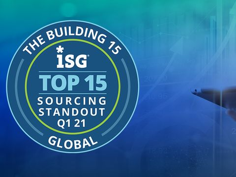 Conduent Named a Top 15 Service & Technology Provider Standout by ISG