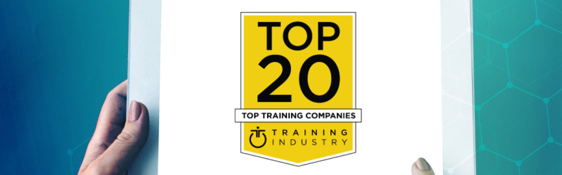 Conduent Named to 2021 Training Industry Top 20 Training Companies Lists