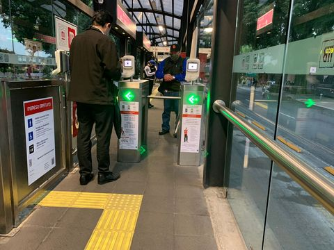 Conduent Transportation and Partners Implement Contactless Payment System on Three Mexico City Metrobús Lines
