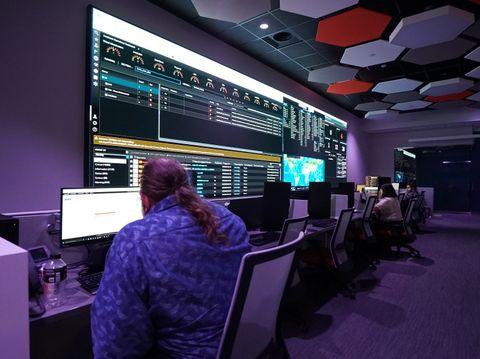 Utah Command Center Assets