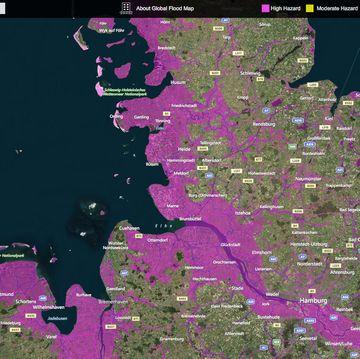 01 GlobalFloodMap Hamburg Satellit