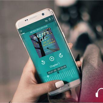Kobo Audiobooks in App 01