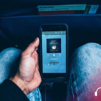 Kobo Audiobooks in App 02