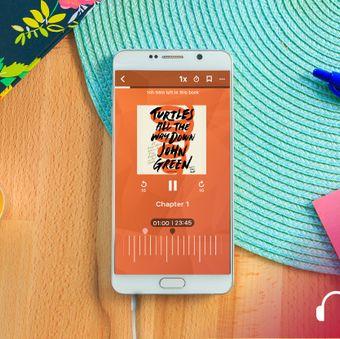 Kobo Audiobooks in App 04