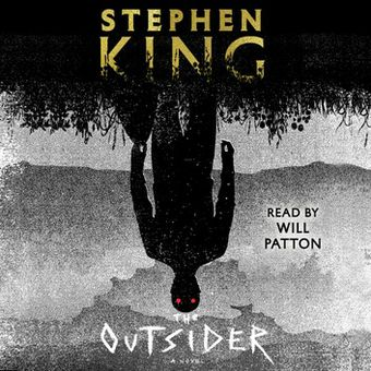 The Outsider by Stephen King audiobook