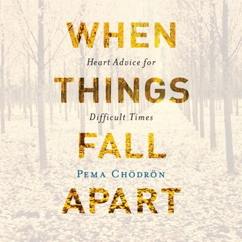 Audiobooks for when things fall apart