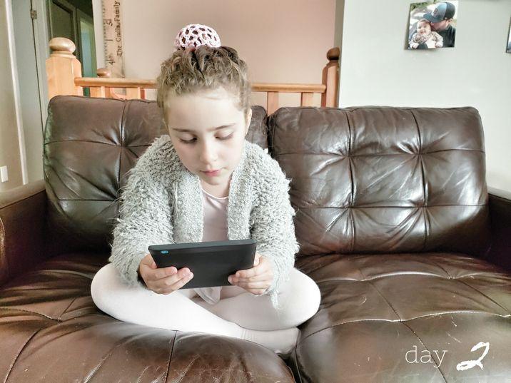 Kobo Reader Challenge DAY2