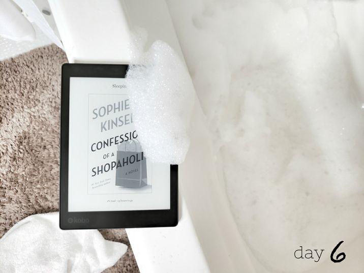 Kobo Reader Challenge DAY6