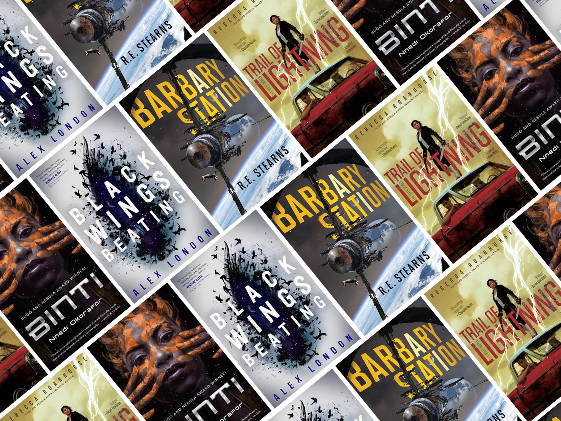 best sci-fi and fantasy books