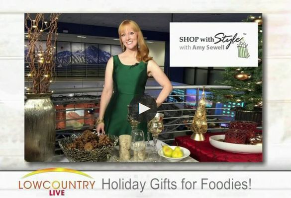 Low Country Live: Holiday Gifts for Foodies