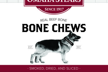 Voluntary Recall: Bone Chew Dog Treats
