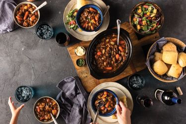 Omaha Steaks® Celebrates National Slow Cooker Month with $5 Crock-Pot® Meals on January 10