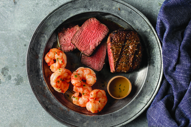 Treat Your Sweetheart This Valentine's Day to a Romantic Dinner at Home and Give the Gift of an Experience with Omaha Steaks