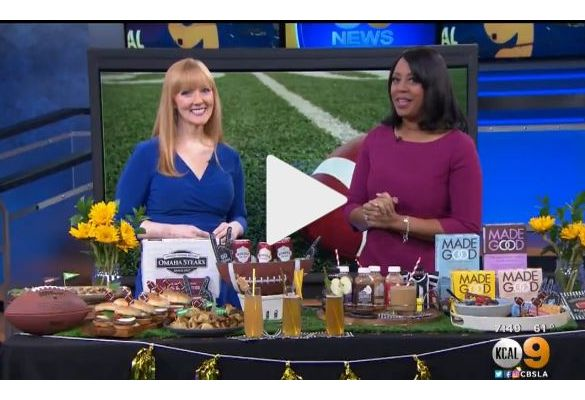 CBS Los Angeles: Thowing a Super Bowl Party? Make it a Hit with These Gourmet Snacks