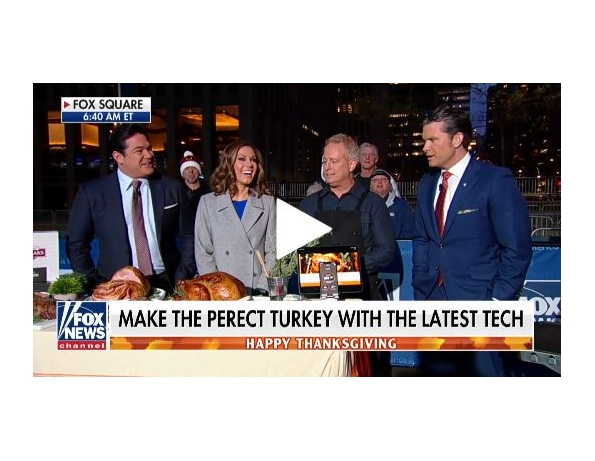 FOX News: How tech can help you make the perfect turkey