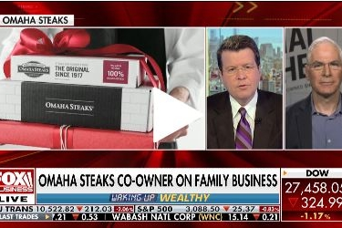 Cavuto: Coast to Coast Omaha Steaks co-owner: We built a business treating customers, team like family