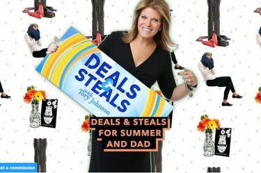 Strahan and Sara Deals and Steals for Summer and Dad