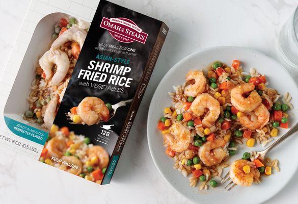 omahasteaks_shrimp fried rice with vegetables_pkg