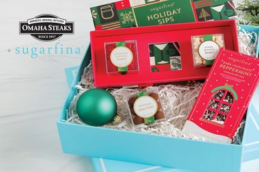 Sweeten Up the Holidays with Six New Sugarfina Gourmet Candy Gift Boxes Available Exclusively at Omaha Steaks