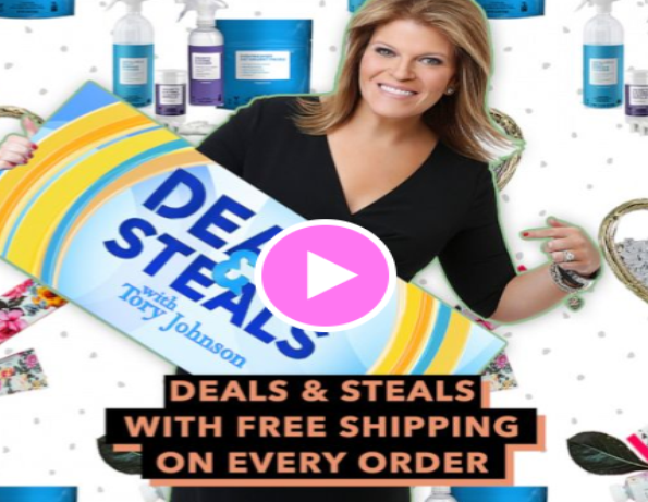 'GMA' Deals & Steals with free shipping on every order