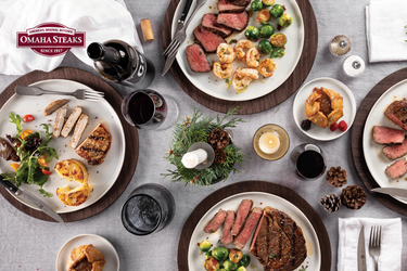 Celebrate the Holidays with Steak-Inspired Zoom and Teams Virtual Backgrounds