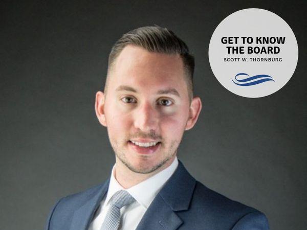 Get to Know the Board: Scott W. Thornburg, APR
