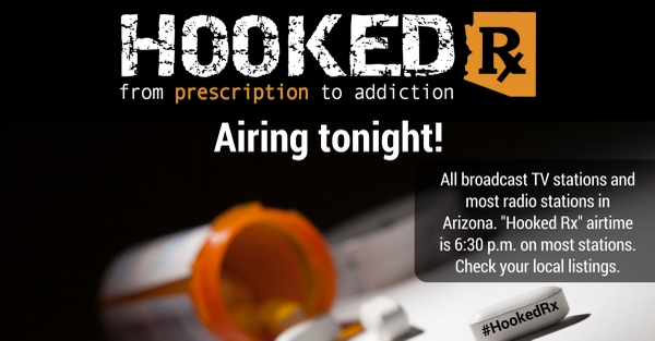 "2017 Bronze Anvil Award of Commendation Winner: Cronkite PR Lab Amplifies Awareness for ""Hooked Rx: From Prescription to Addiction"""
