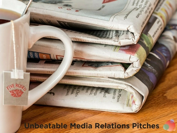 Unbeatable Media Relations Pitches