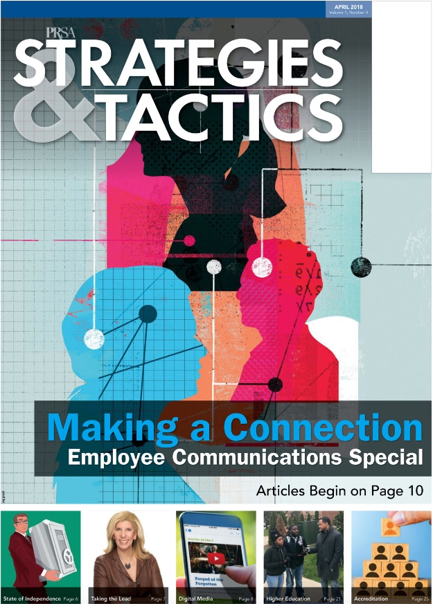 April 2018: Employee Communications Special