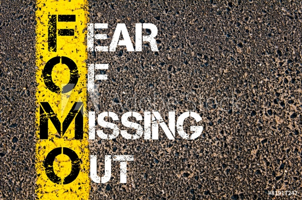 FOMO is Not the Deciding Factor