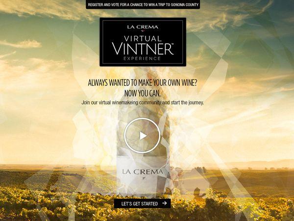 Silver Anvil Case Study 2015: La Crema Virtual Vintner Invites Fans to Design Own Wine