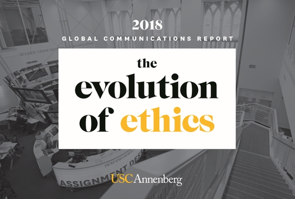 USC Annenberg Global Communications Report 2018