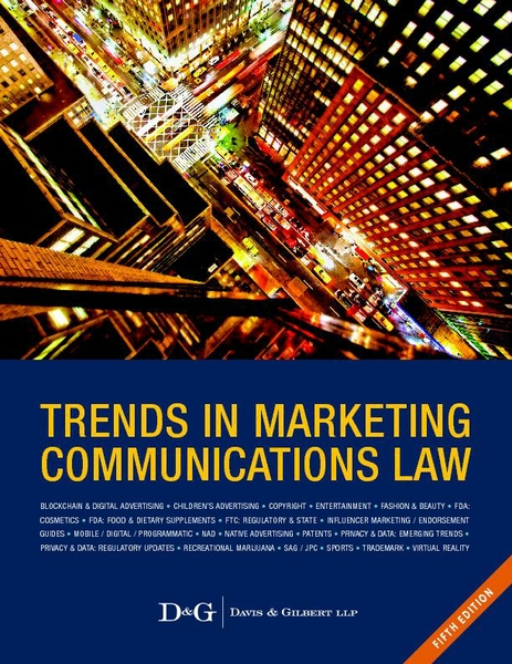 Trends in Marketing Communications Law