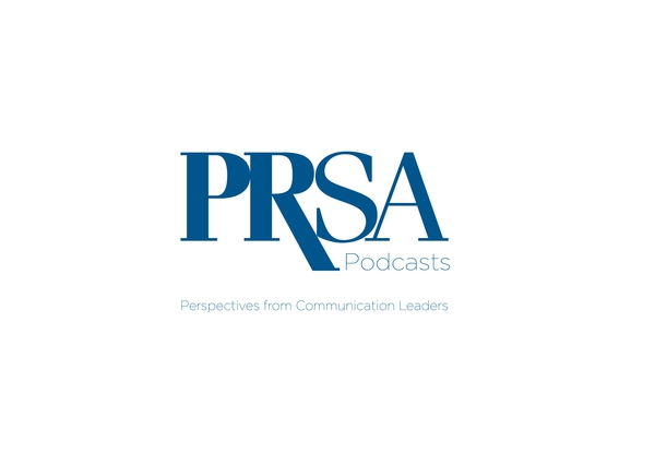 PRSA Podcasts with Blythe Campbell