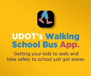 2015 Silver and Bronze Anvils Award Winner Case Study: UDOT's Walking School Bus App Campaign: Increasing Safe Walking and Biking to School One Download at a Time