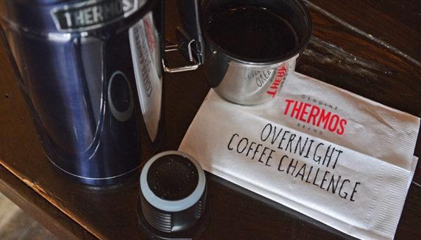 2015 Bronze Anvil Winner Highlight: Overnight Coffee Challenge Heats Up Genuine Thermos Brand