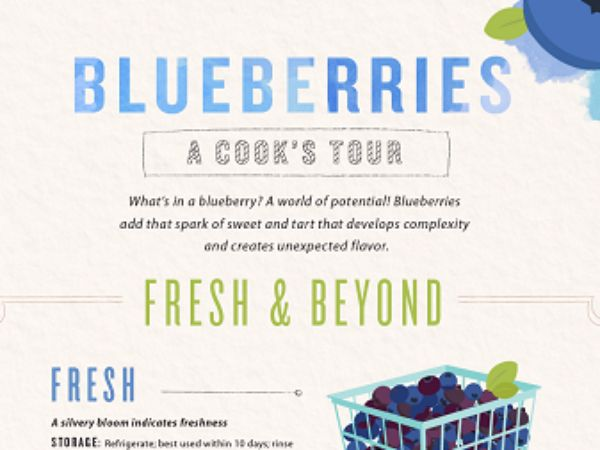2015 PRSA Bronze Anvil Award Winner Highlight: Recipe for Blueberry Success